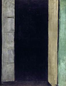Porte Fenetre a Collioure, 1914, H. Matisse.