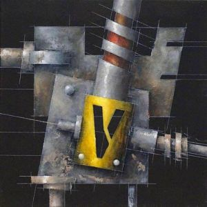 High Voltage, by Ken Berman.