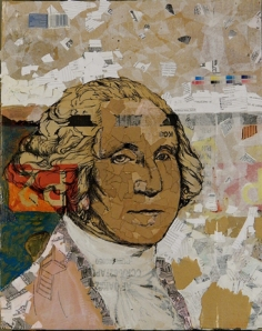 George, by Nick Mancillas, at Chroma Gallery.