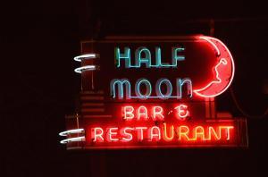 Neon Moon, by Jan Reddick.