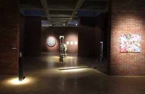 "Installation view of ""Kunszt""."