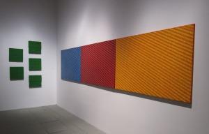 3-panel painting