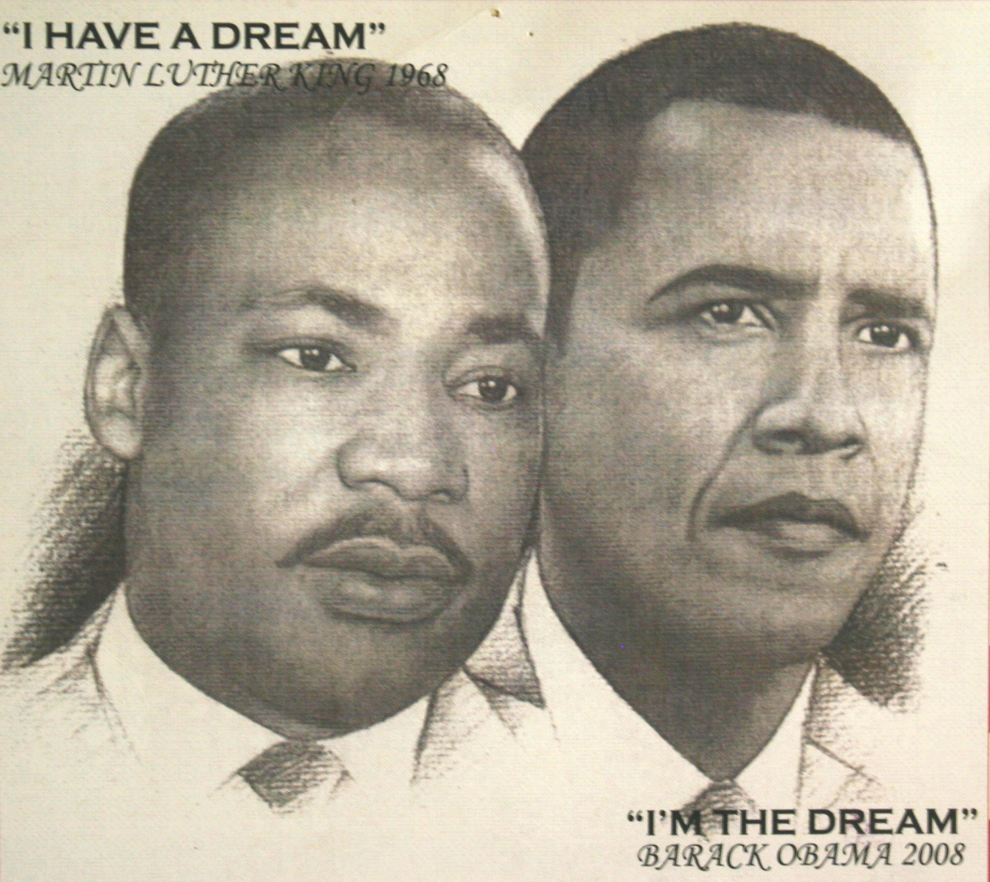 obama and mlk Reddit gives you the best of the internet in one place get a constantly updating feed of breaking news, fun stories, pics, memes, and videos just for you passionate.