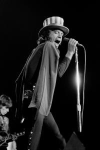 Mick Jagger, by Baron Wolman.