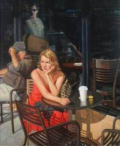 """Musings"", by Pamela Powell."