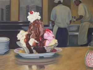 """Fentons Banana Split"" by Juannie Eng"