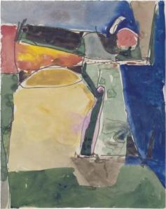 Untitled Landscape, by Richard Diebenkorn.