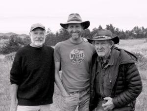 Tony King, Adam Wolpert, Bill Wheeler.
