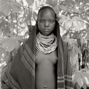 Young Kara Girl, by Jane Baldwin.