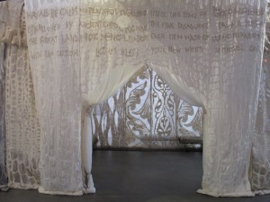Palace Yurt, Janice Arnold, felt