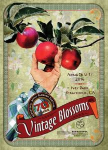 Vintage Blossoms, Design by Buffie Harris, Design Orbit