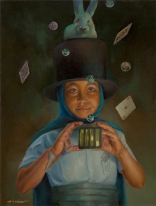 Cathy Locke; The Magician