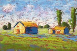 3 New Barns, 0 EV, 100 ISO, f/4