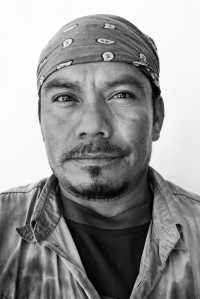 Lorenzo, 40, Oaxaca, Mexico, by Erik Castro