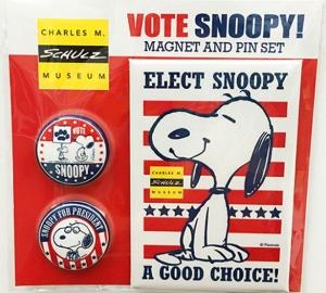 Vote Snoopy