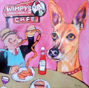 Wimpy's Café, Mylette Welch