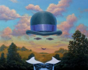 This is Not Magritte's Hat by Michael Coy