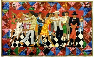 Faith Ringgold, Groovin High