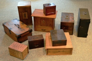 Antique Japanese Boxes