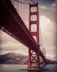 Golden Gate, by Lance Kuehne.
