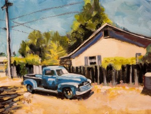 Toni Mininno, The Blue Pickup