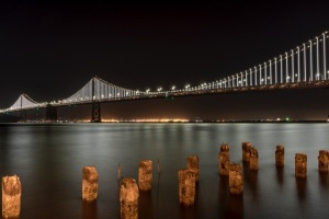 Sherri Oster, Bay Bridge II